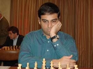 Anand focused on World Championship