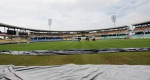 India vs West Indies: Vizag ready for 2nd ODI of series despite rain