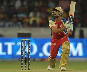 Virat Kohli blames poor shot selection for Bangalore's defeat