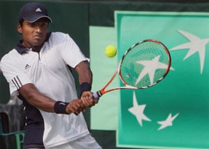 Davis Cup: India lose tie after Ranjeet and Malik's contrasting defeats