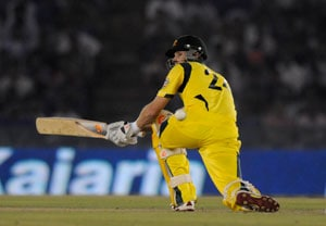 It was an outstanding run-chase, says Adam Voges