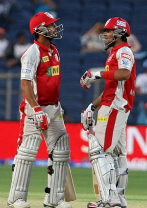 IPL 2013: Spirited Punjab brush aside inept Pune by 8 wickets