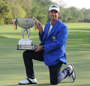 Wade Ormsby wins Panasonic Open India, Shiv Kapur finishes 4th