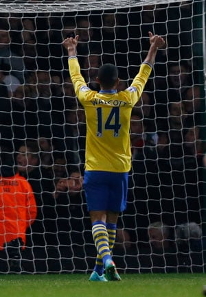 EPL: Arsenal, Chelsea record wins to consolidate their positions