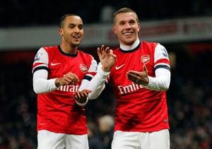 Arsenal set to loan Lukas Podolski to Schalke