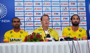 Indian hockey coach Terry Walsh aims at top-8 finish in FIH World Cup