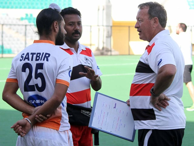 Terry Walsh targets top 8 finish for India in hockey World Cup