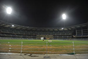Wankhede track passes muster ahead of World Cup ties