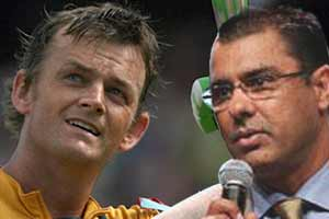 Waqar Younis and Adam Gilchrist to be inducted into ICC Hall of Fame