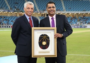 Waqar Younis inducted into the ICC Cricket Hall of Fame