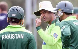 I Will Not Repeat Old Mistakes, Says Pakistan Coach Waqar Younis