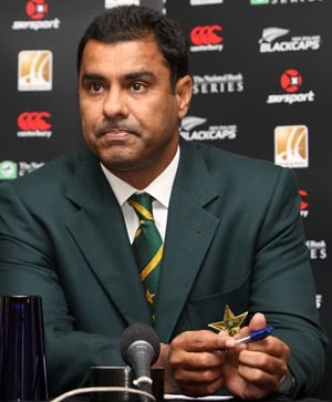 Waqar Younis Offered Two-Year Contract to Coach Pakistan