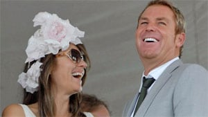 Warne, Hurley reveal their wedding plans
