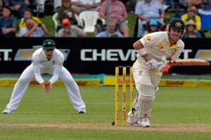 2nd Test: David Warner rallies for Australia after tons from AB de Villiers, JP Duminy