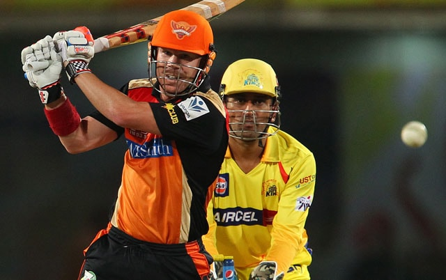 David Warner Relishing 'New' Opening Role for Sunrisers Hyderabad