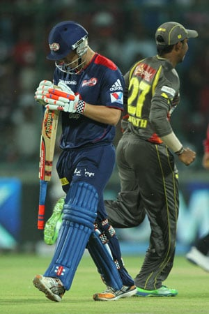 Hyderabad beat Delhi: Statistical highlights from the IPL match