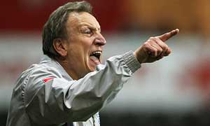 Neil Warnock appointed Leeds United manager