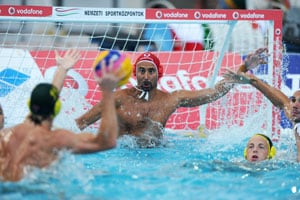 Olympics: Britain handed tough draw in men's water polo