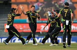 World T20: Australia beat Ireland by 7 wickets