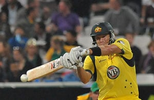 Shane Watson relishing the role of captain
