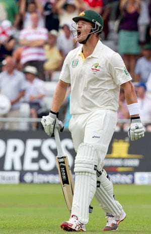 Shane Watson cleared of serious injury ahead of Ashes opener