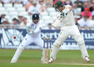 The Ashes 5th Test, England vs Australia as it happened: Watson's century gives Australia Day 1 honours