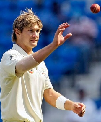 Shane Watson admits he missed bowling in first Test