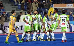 Hockey India League: Delhi Waveriders, UP Wizards square off in battle of supremacy