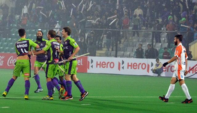 Delhi Waveriders thrash Kalinga Lancers 5-0 in Hockey India League