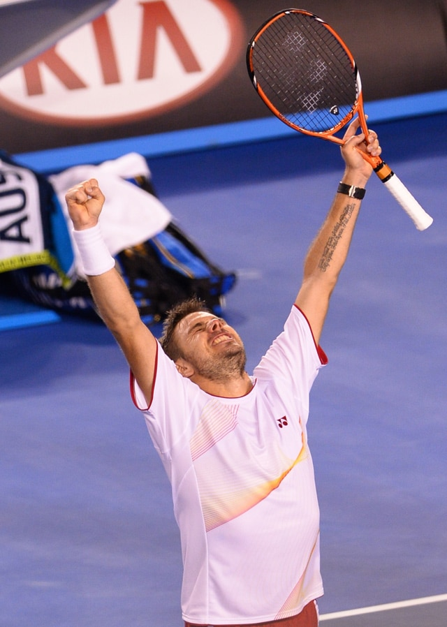 Australian Open: Stanislas Wawrinka ousts defending champion Novak Djokovic in quarters
