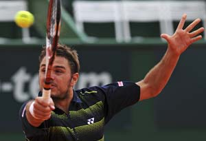 Gasquet, Wawrinka move into Estoril quarterfinals