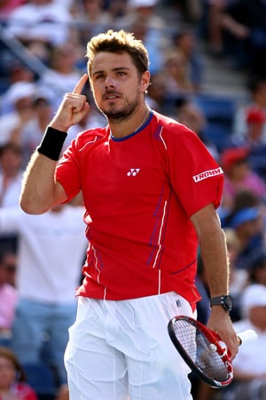 Stanislas Wawrinka Stunned by Qualifier in Madrid Masters