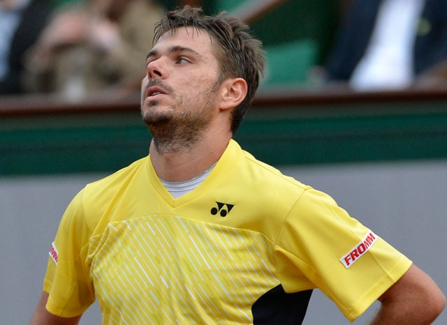 French Open: Third Seed Stanislas Wawrinka Suffers Shocking First Round Exit