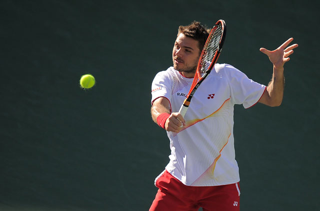 Stanislas Wawrinka, Andy Murray crash out of Indian Wells ATP tournament