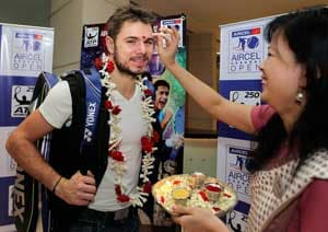 Top seed Stanislas Wawrinka eyes good start in India