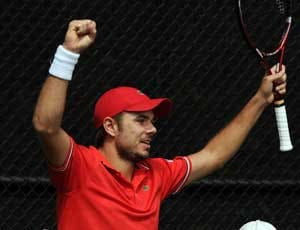 I have not much to choose from so Chennai title is special: Stanislas Wawrinka