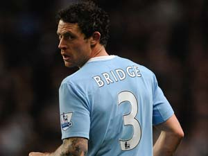 Sunderland sign Bridge on loan from Man City