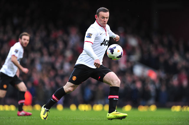Wayne Rooney apes David Beckham with 58-yard wonder goal in EPL