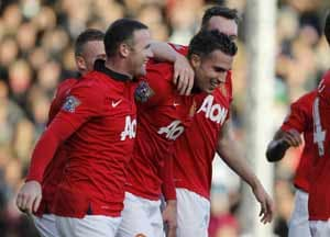 Wayne Rooney, Robin van Persie can fire United: David Moyes