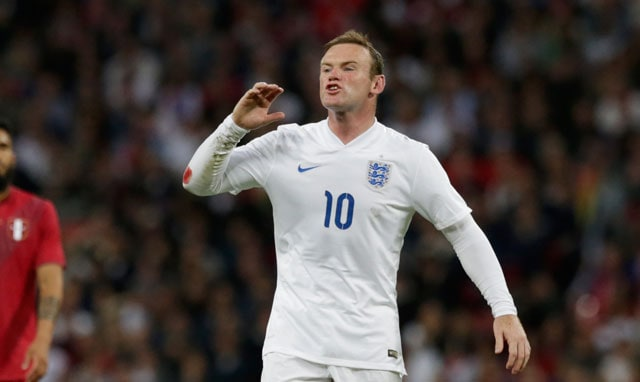 FIFA World Cup: England Manager Defends Wayne Rooney After Lacklustre Performance in Friendly