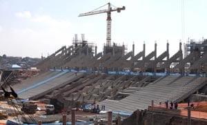 Brazil's lower house finally passes key World Cup bill