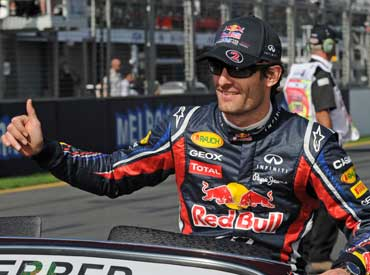 Webber at odds with Bahrain decision