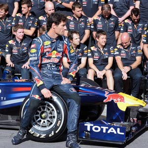 Webber fastest in 1st practice for Brazilian GP