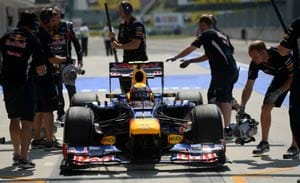 Mark Webber fastest in final practice session in Hungary