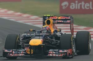 Mark Webber complains about KERS failure