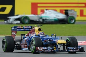 Mark Webber wins British Grand Prix