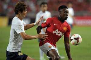 Manchester United's David Moyes era begins with shock loss to Singha All-Star XI