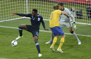 Euro 2012: UK press hails Welbeck