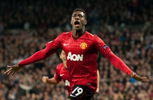 Manchester is red not blue, says Danny Welbeck