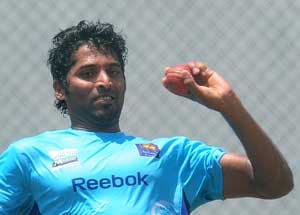 Sri Lanka's Chanaka Welegedara out of ICC Champions Trophy